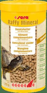 Mineralfutter Wasserschildkröten Sera rafft Mineral Zusatzfutter